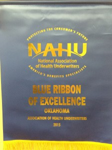 NAHU Blue Ribbon of Excellent Award