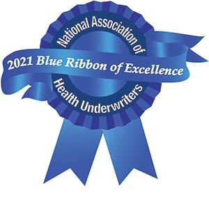 Blue Ribbon of Excellence 2021